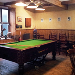 Games Room At The Hayburn Wyke Inn