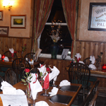 Bar Meals at The Hayburn Wyke Country Inn, Scarborough