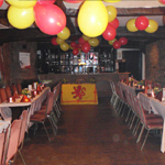Birthday parties at The Hayburn Wyke Country Inn, Scarborough